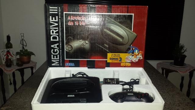 Mega Drive 2 - 68