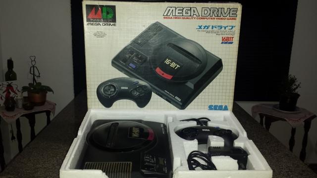 Mega Drive - 48