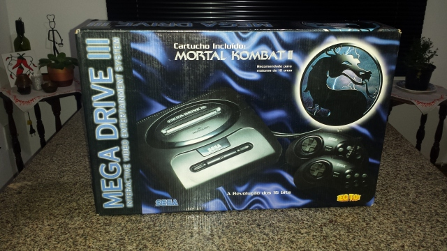 Mega Drive - 72