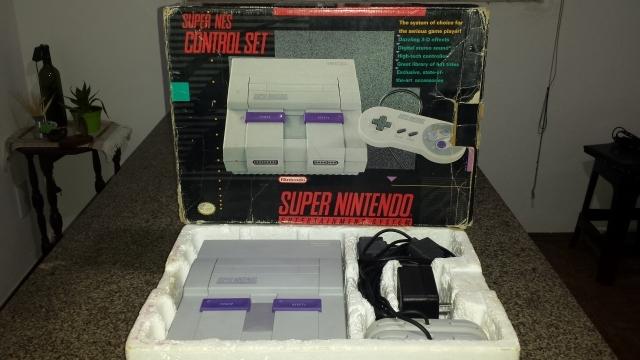 02 - Super Nintendo
